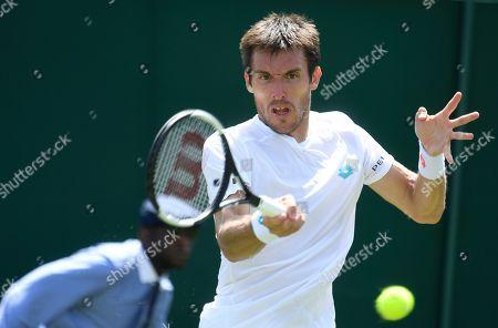 Editorial photo of Wimbledon Championships, United Kingdom - 01 Jul 2019
