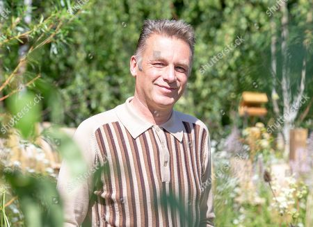 Chris Packham, in 'The Springwatch Garden'.