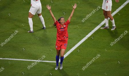 Christen Press Stock Pictures, Editorial Images and Stock