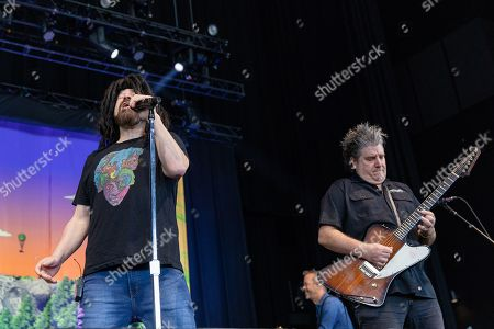 Counting Crows - Adam Duritz and David Immergluck