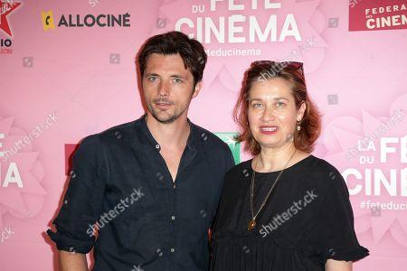 Raphael Personnaz, Emmanuelle Devos