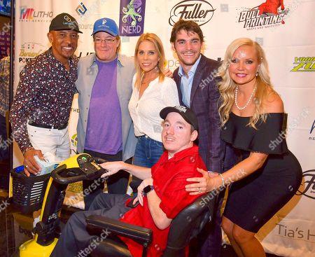 Editorial image of One Step Closer Foundation Celebrity Charity Poker Tournament, Aria, Las Vegas, USA - 30 Jun 2019