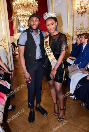 Sonia Kabota Miss RDC International 2019