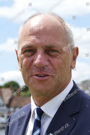 Sir Steve Redgrave CBE Chairman of Henley Royal Regatta