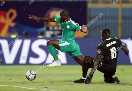 Editorial image of Africa Cup Soccer, Cairo, Egypt - 01 Jul 2019