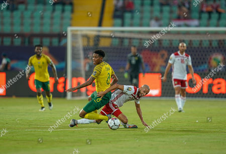 Editorial photo of South Africa v Morocco - African Cup of Nations, Cairo, USA - 01 Jul 2019