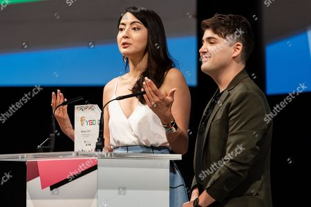 Editorial photo of BAFTA Young Game Designers Awards, Ceremony, London, UK - 29 Jun 2019