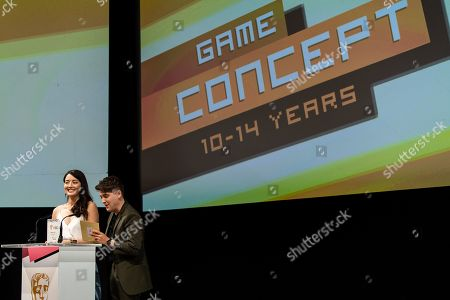Editorial image of BAFTA Young Game Designers Awards, Ceremony, London, UK - 29 Jun 2019