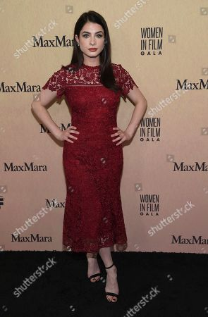 Editorial photo of 2019 Women in Film Annual Gala - Arrivals, Beverly Hills, USA - 12 Jun 2019