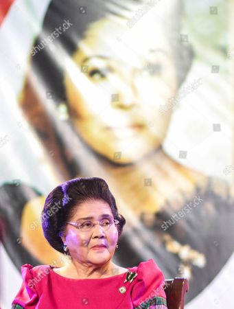 Imelda Marcos Stock Pictures, Editorial Images and Stock