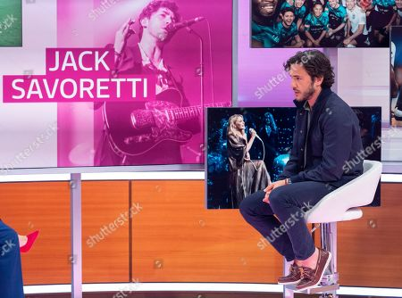 Stock Photo of Jack Savoretti