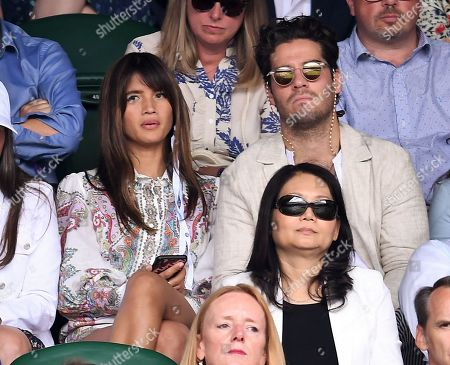 Editorial image of Wimbledon Tennis Championships, Day 2, The All England Lawn Tennis and Croquet Club, London, UK - 02 Jul 2019