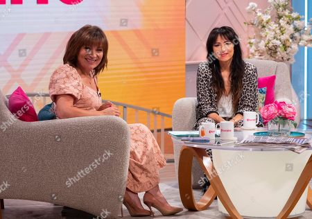 Lorraine Kelly and KT Tunstall