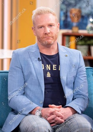 Stock Picture of Iwan Thomas