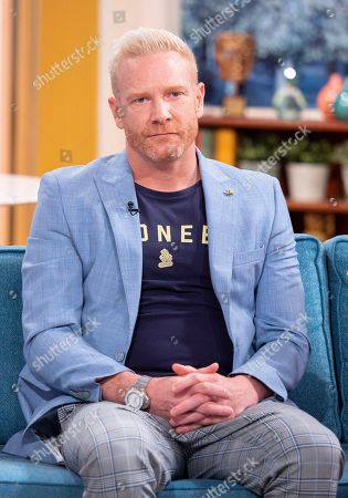 Stock Photo of Iwan Thomas