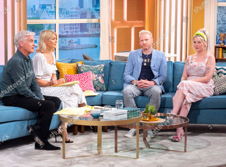 Editorial picture of 'This Morning' TV show, London, UK - 02 Jul 2019