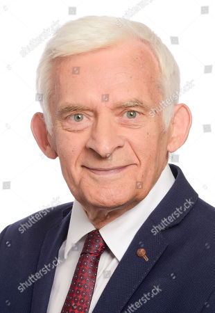 Stock Photo of Jerzy Buzek