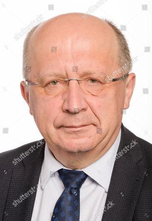 Stock Photo of Andrius Kubilius