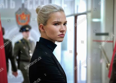 Stock Picture of Sasha Luss as Anna