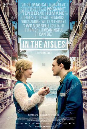 In the Aisles (2018) Poster Art. Sandra Huller as Marion Koch and Franz Rogowski as Christian Gruvert