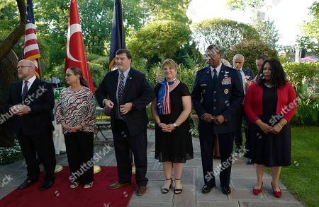 Editorial picture of US, Ankara, Turkey - 02 Jul 2019