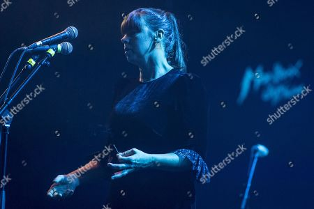 Stock Image of Charlyn Marie 'Chan' Marshall aka Cat Power performs on the stage of the Montreux Jazz Lab during the 53rd Montreux Jazz Festival (MJF), in Montreux, Switzerland, 02 July 2019. The MJF runs from 28 June to 13 July and features 450 concerts.