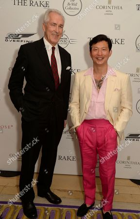 Jeremy King and Wei Koh