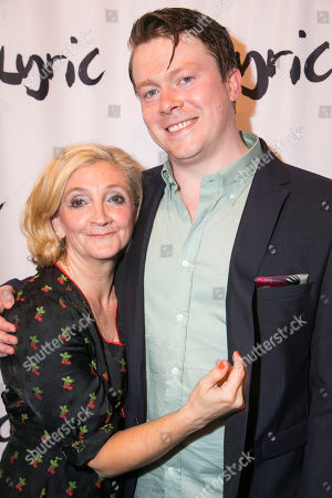 Editorial photo of 'Noises Off' play, After Party, London, UK - 02 Jul 2019
