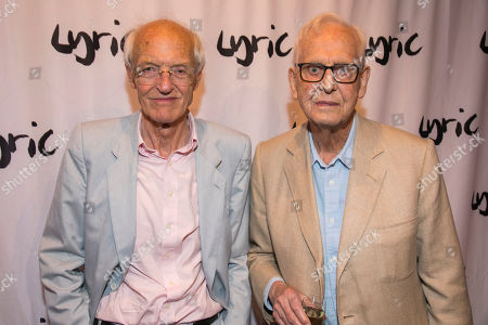 Stock Picture of Michael Frayn (Author) and Michael Blakemore