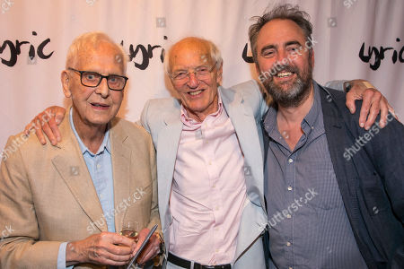Stock Image of Michael Frayn (Author), Michael Blakemore and Jeremy Herrin (Director)