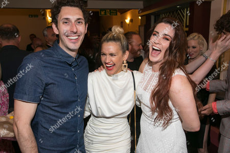 Editorial picture of 'Waitress The Musical' musical, Cast Change, London, UK - 02 Jul 2019