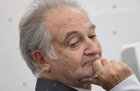 Stock Photo of Jacques Attali