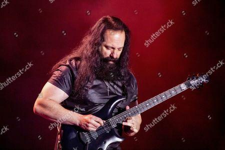 Stock Picture of Dream Theatre - John Petrucci