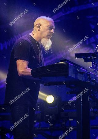 Stock Image of Dream Theatre - Jordan Rudess
