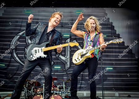 Styx - James Young and Tommy Shaw