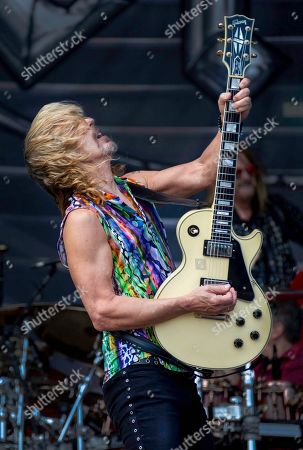 Stock Image of Styx - Tommy Shaw