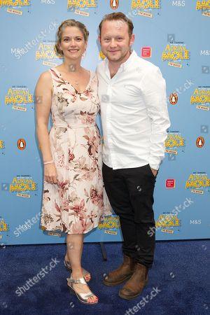 Caroline Sheen & Michael Jibson