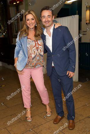 Claire Sweeney & Joe McFadden