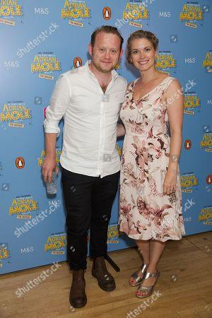 Michael Jibson & Caroline Sheen
