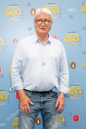 Editorial picture of 'The Secret Diary Of Adrian Mole Aged 13¾ the Musical' gala, London, UK - 02 Jul 2019
