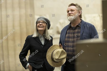 Stock Photo of Diane Keaton as Emily Walters and Brendan Gleeson as Donald Horner