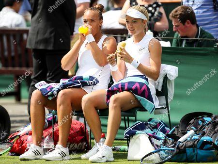 Editorial photo of Wimbledon Tennis Championships, Day 3, The All England Lawn Tennis and Croquet Club, London, UK - 03 Jul 2019