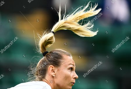 Editorial image of Wimbledon Tennis Championships, Day 3, The All England Lawn Tennis and Croquet Club, London, UK - 03 Jul 2019