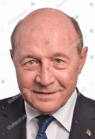 Stock Picture of Traian Basescu