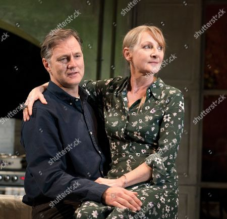 David Morrissey as David, Lesley Sharp as Sal