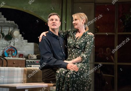 Stock Picture of David Morrissey as David, Lesley Sharp as Sal