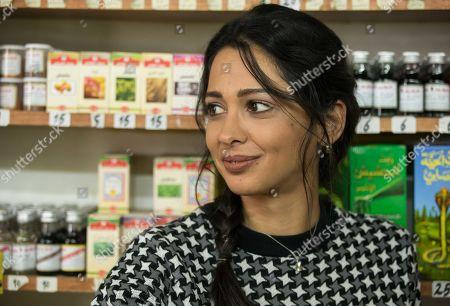 Maisa Abd Elhadi as Mariam