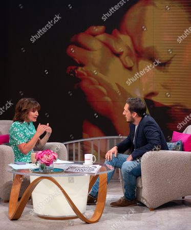 Editorial image of 'Lorraine' TV show, London, UK - 03 Jul 2019