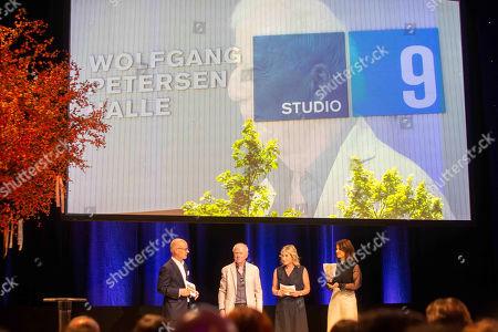 Dr. Christian Franckenstein, Wolfgang Petersen, Iris Ostermaier