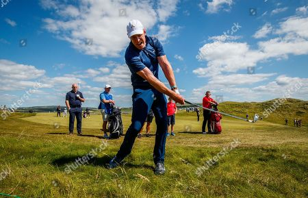 Editorial image of 2019 Dubai Duty Free Irish Open ProAm, Lahinch Golf Club, Co. Clare  - 03 Jul 2019